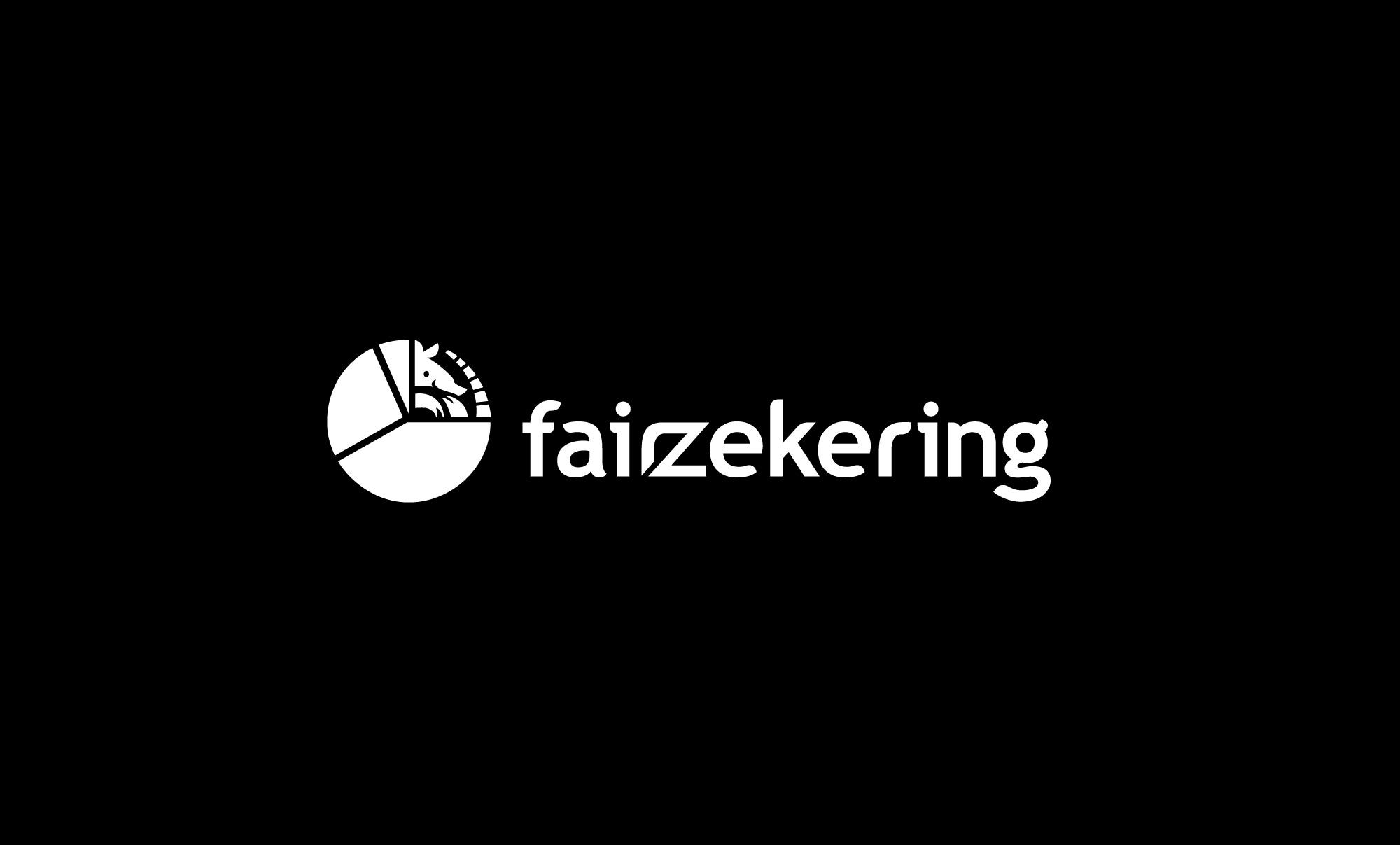 Fairzekering logo